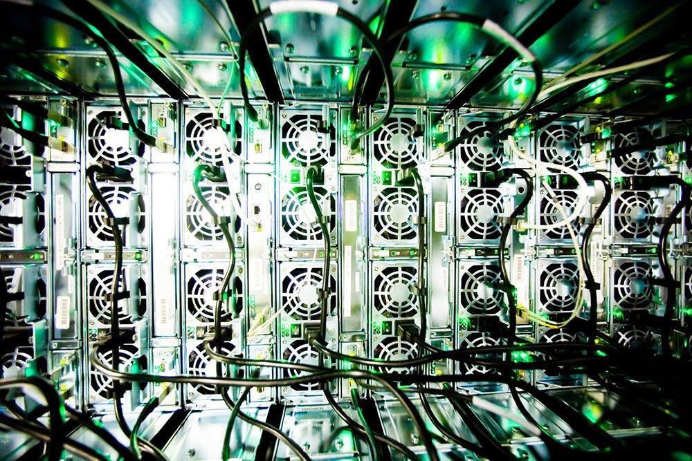 Bitcoin sänhkönkulutus