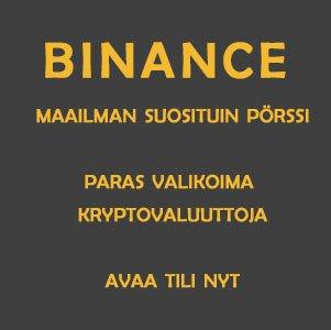 binance pörssi