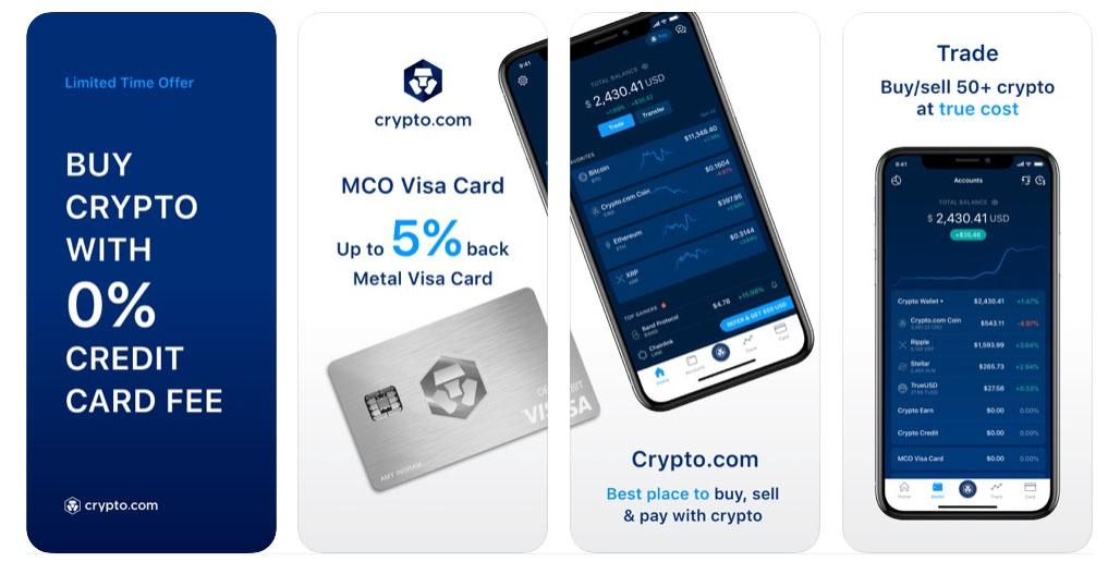 Crypto.com appi