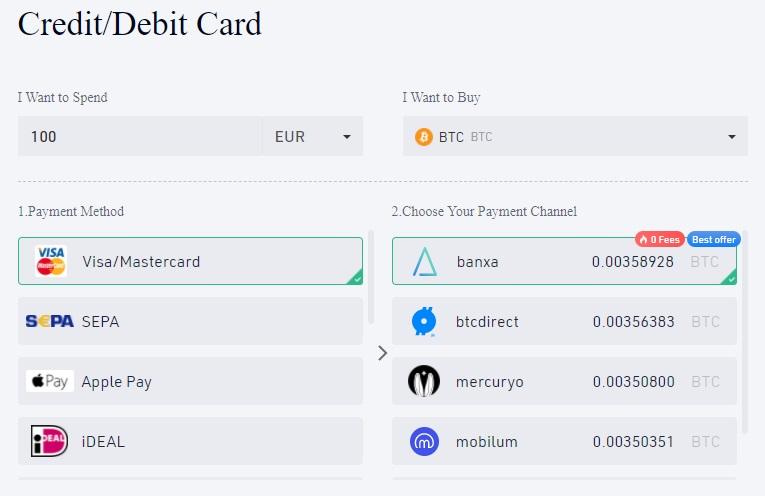 osto luottokortilla