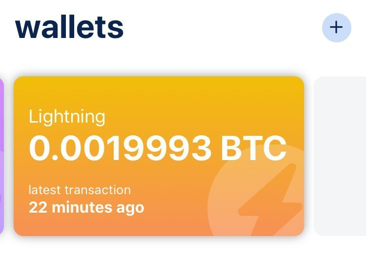 bluewallet lightning