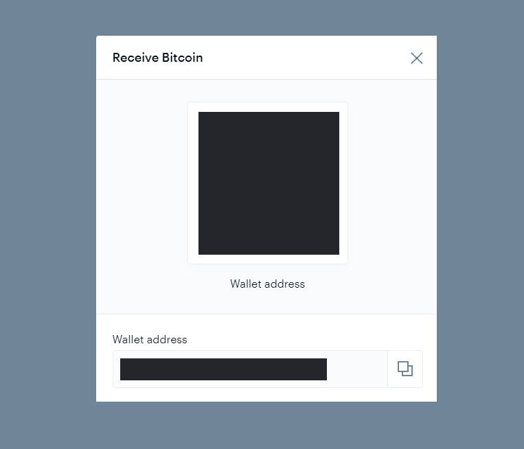 coinbase-receive-bitcoin