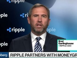 ripple - brad garlinghouse - bloomberg