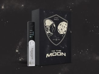 ledger nano x to the moon