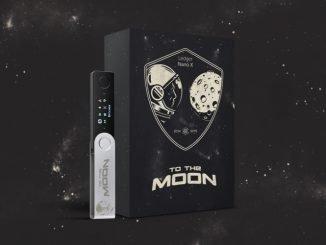 ledger nano x to the moon