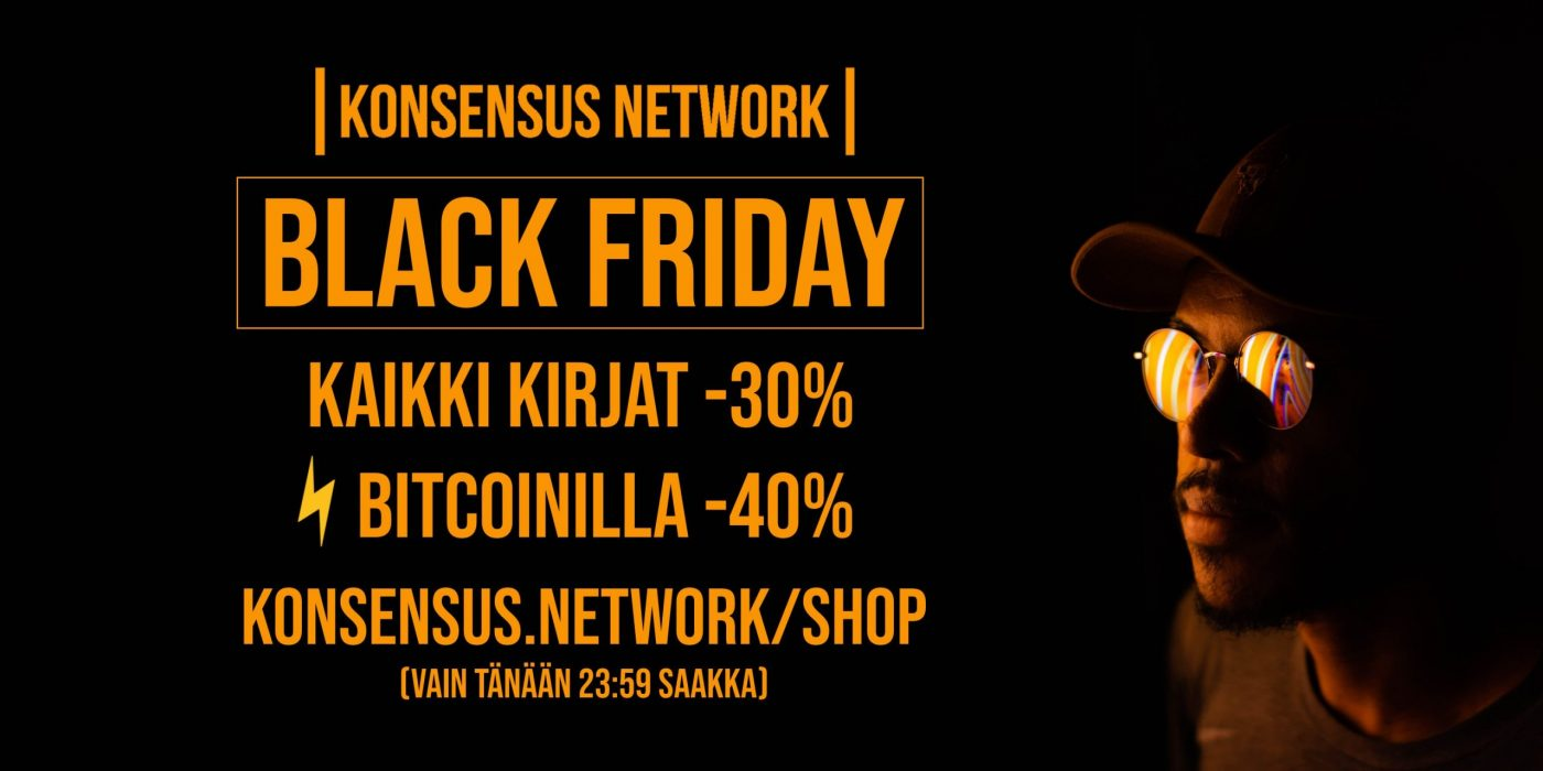 konsensus network black friday