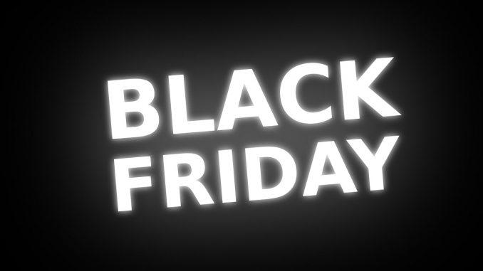 black friday tarjoukset