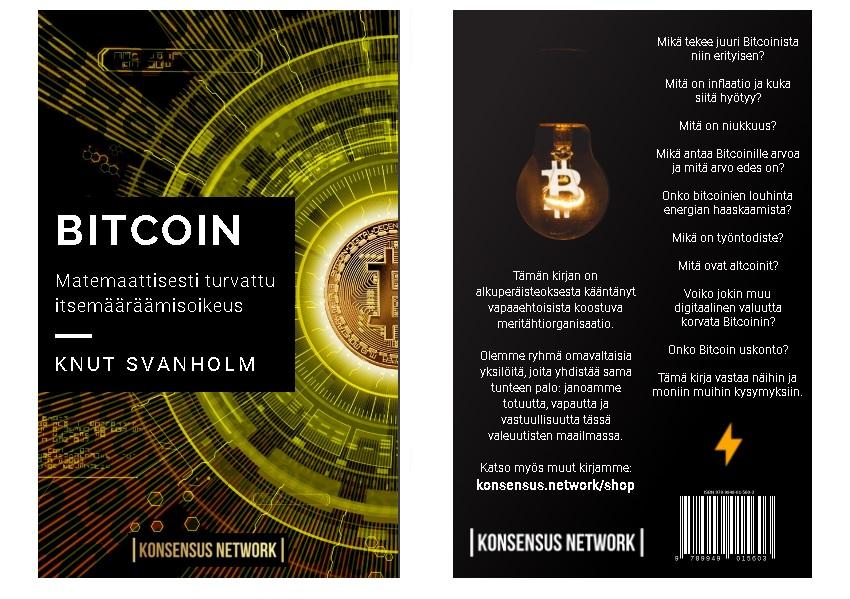 bitcoin matemaattisesti turvattu itsemääräämisoikeus - arvostelu