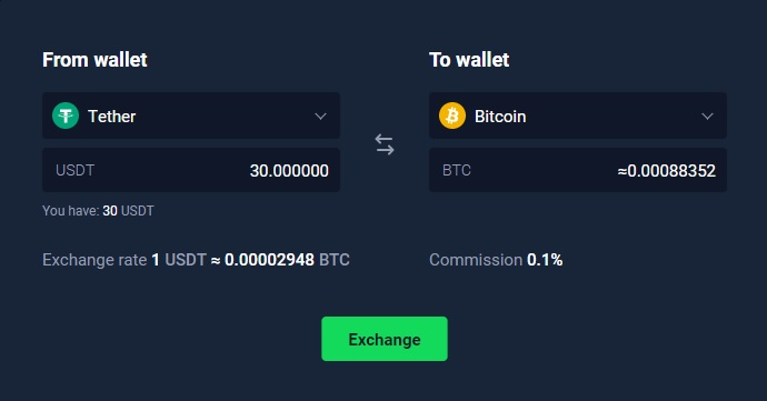 stormgain fast exchange