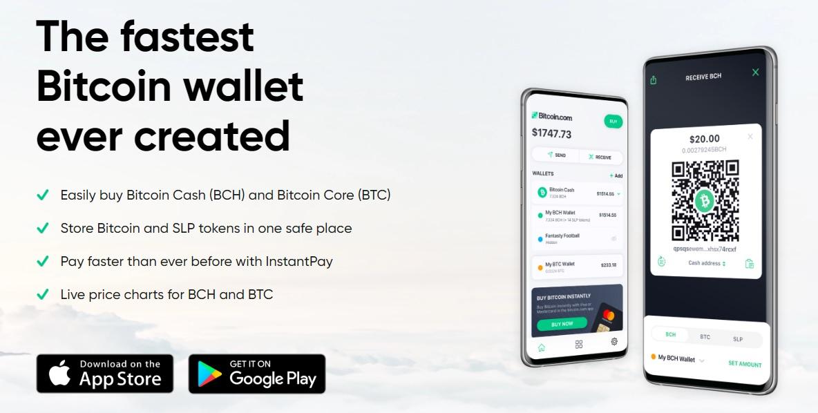 bitcoin.com -etusivu