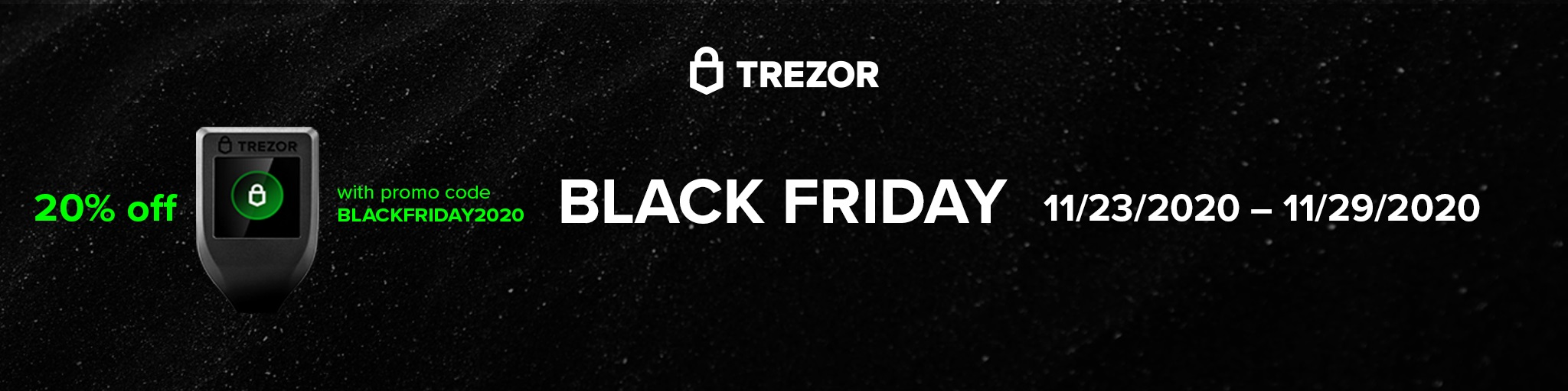 trezor-black-friday-2020