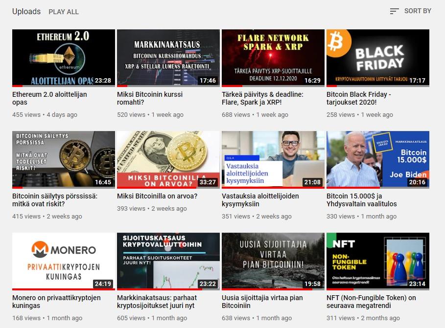 youtube-bitcoinkeskus