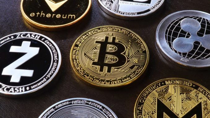 bitcoin ja kryptovaluutat