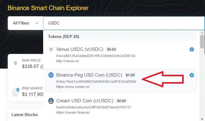 bsc-explorer-usdc